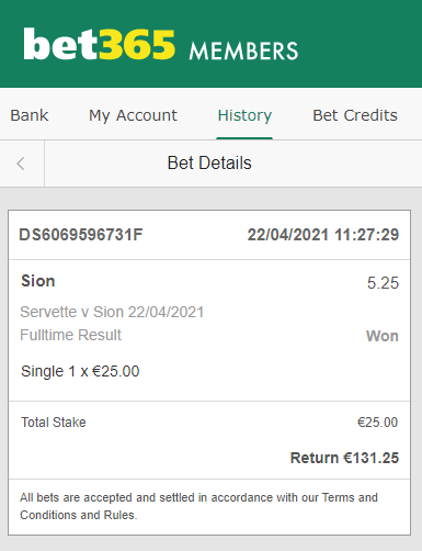Daily sure fixed matches